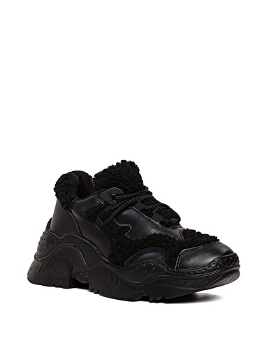 Sole Sisters Sneakers Siyah